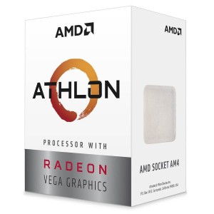 Procesador Amd Athlon 200ge Am4