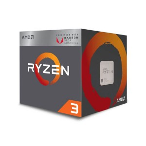 Procesador Amd Ryzen 3 2200 Am4
