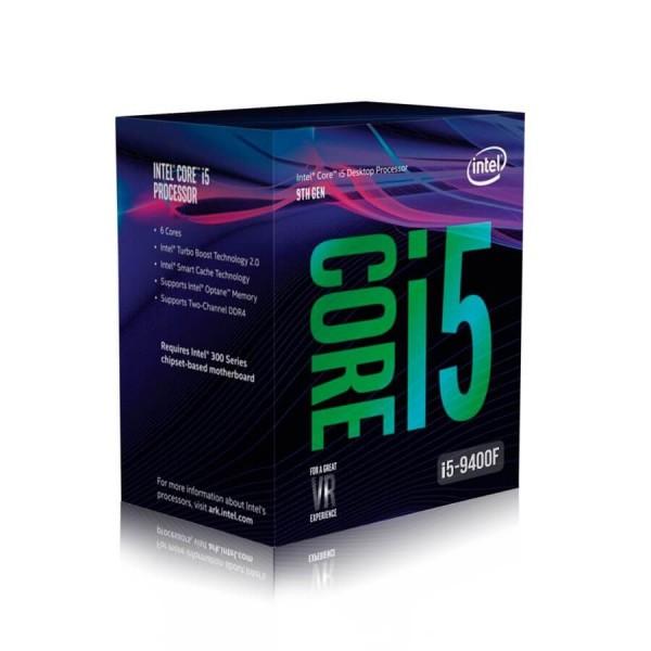 Procesador Intel Core I5 9400f S1151