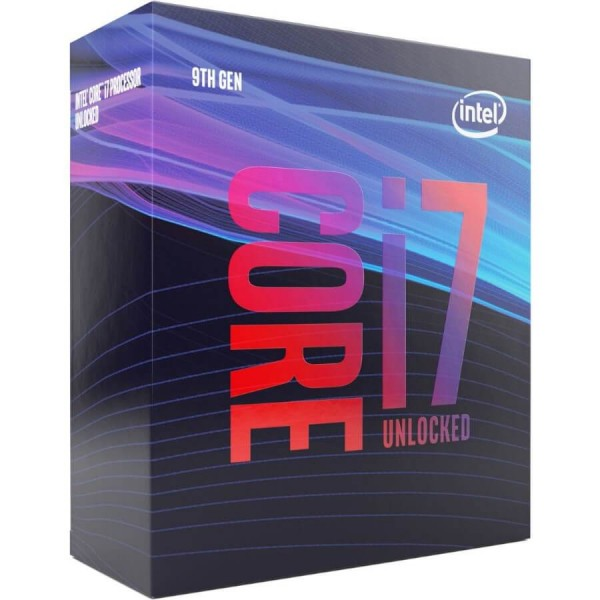 Procesador Intel Core I7 9700k S1151 S/fan
