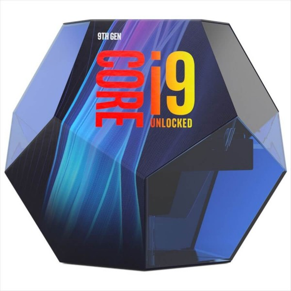 Procesador Intel Core I9 9900k 1151 S/Fan