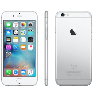 Apple Iphone 6 64gb Silver Preowned