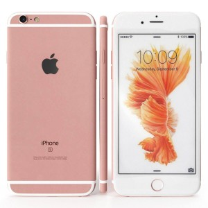 Apple Iphone 6s 16gb C.g Rose G. Preowned