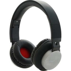 Auriculares Cliptec Pbh409 Bluetooth Plata