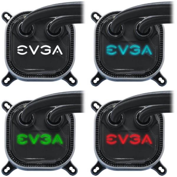 Water Cooler Evga Clc 240 Rgb Led