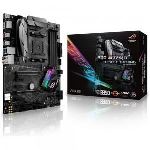 Motherboard Asus Rog Strix B350f Gaming Am4