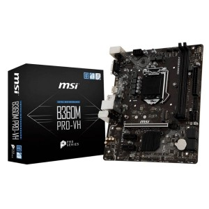 Motherboard Msi B360m Pro-Vh S1151 8th Gen