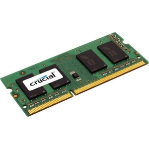 Memoria Crucial Ddr3 8gb 1600 CL11 Sodimm para Notebook