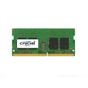 Memoria Crucial Ddr4 16gb 2400 Cl17 Sodimm para Notebook