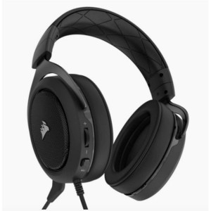 Auriculares Corsair Hs50 Stereo Carbon
