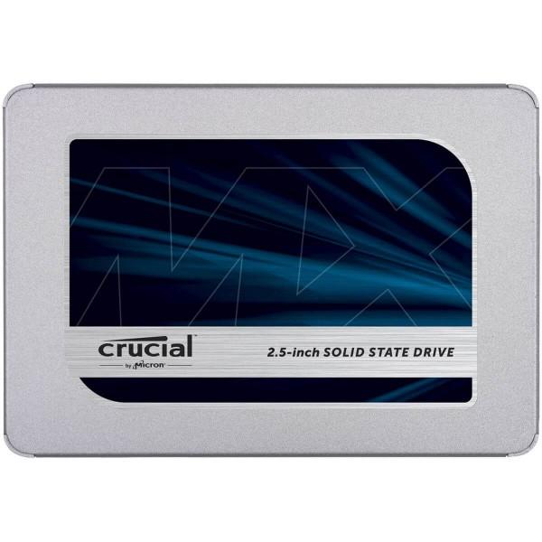 Disco Sólido SSD Crucial Mx500 2tb Sata 2.5 6gb/s