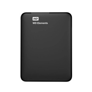 "Disco Duro Externo 2.5"" Wd Elements Usb3 Negro"