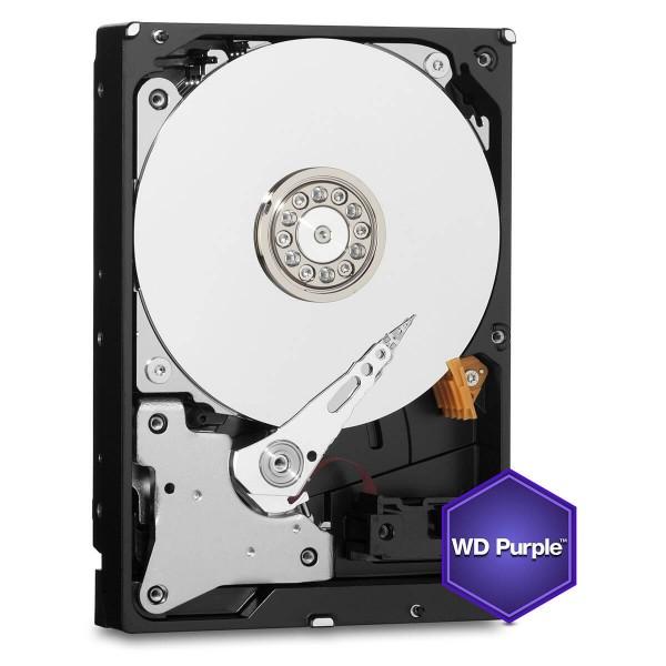 """Disco Duro 3.5"""" Wd Purple 1tb Sata3 IntelliPower"""