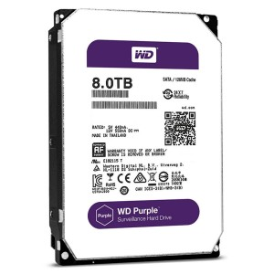 """Disco Duro 3.5"""" Wd Purple 8t Sata3 Intellipower"""