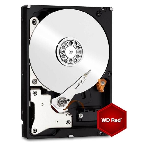 "Disco Duro 3.5"" Wd Red Sata3 IntelliPower"