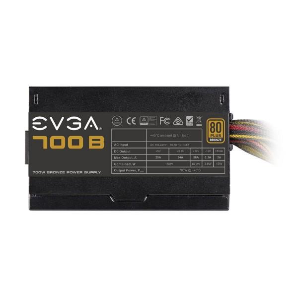 Fuente Evga 700w 80 Plus Bronze