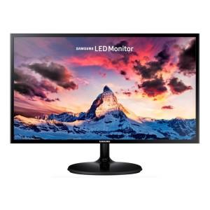 """Monitor Samsung 24"""" Full HD LS24F350FHLXZS"""
