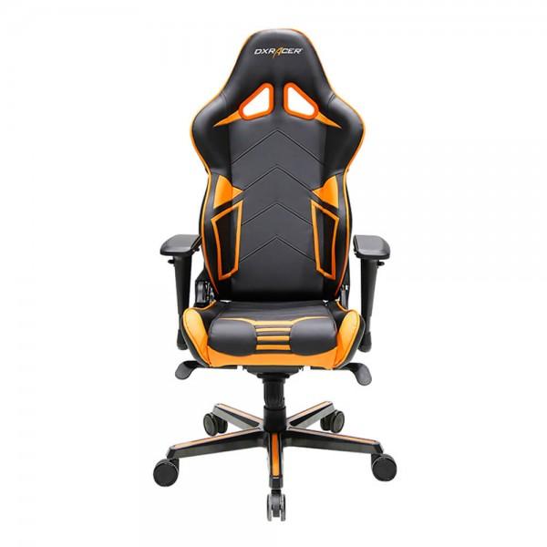 Silla DxRacer Racing PRO Series - Black/Orange