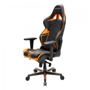 Silla DxRacer Racing PRO Series - Black/Orange