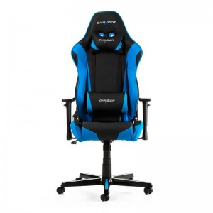 Silla DXRacer Racing Series - Black/Blue (OH/RV001/NB)