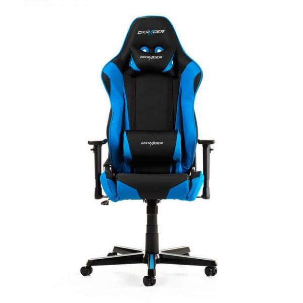 Silla DXRacer Racing Series - Black/Blue (OH/RV001/NB)