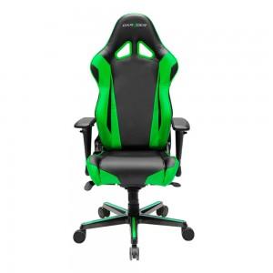 Silla DXRacer Racing Series - Black/Green (OH/RV001/NE)