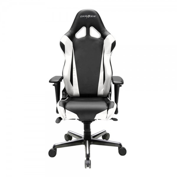 Silla DXRacer Racing Series - Black/White (OH/RV001/NW)
