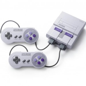 Consola Nintendo Snes Classic Edition