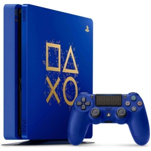 Consola Sony Ps4 1tb Blue