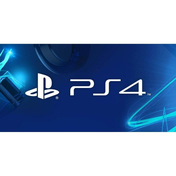Consola Sony Ps4 1tb Blue