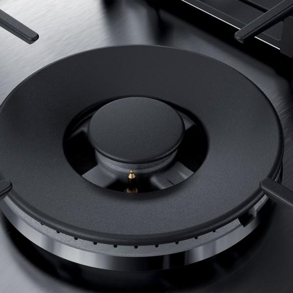 Anafe a Gas 75cm Bosch 9 Niveles de Potencia PCS7A5B90