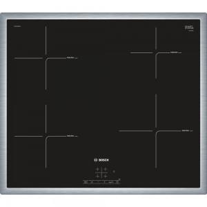 Anafe Inducción 60cm Bosch 17 niveles de cocción PUE645BB1E