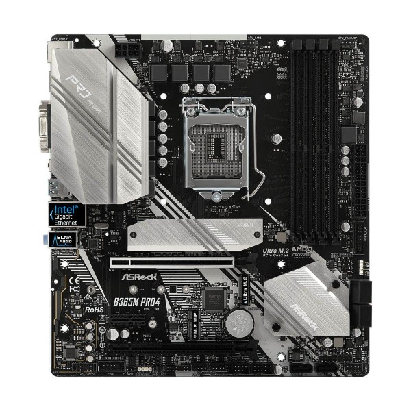 Motherboard Asrock B365m Pro4 S1151