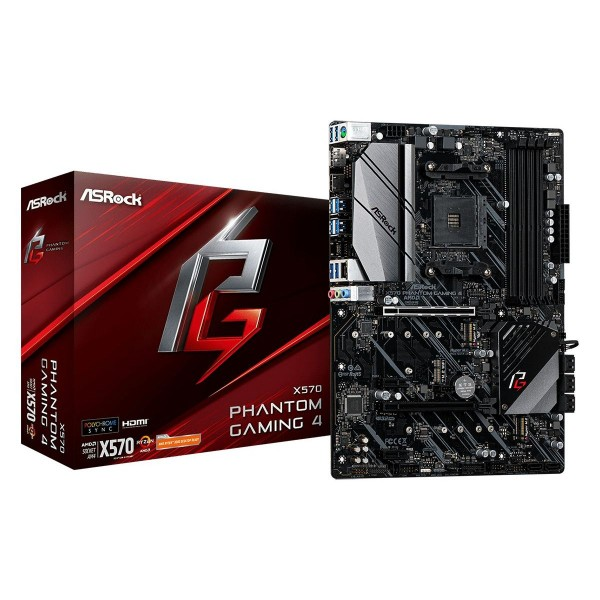 Motherboard Asrock X570 Phantom Gaming 4 AM4
