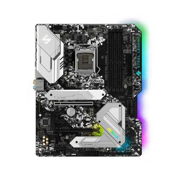 Motherboard Asrock Z390 Steel Legend RGB S1151