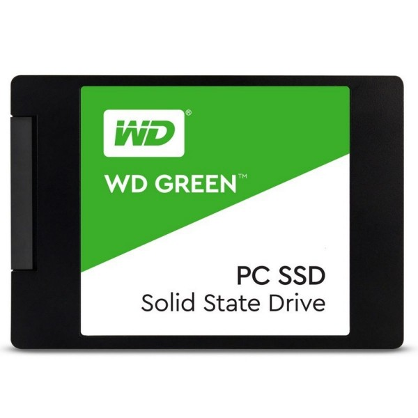 Disco Ssd Western Digital Green 240/480gb Sata 3