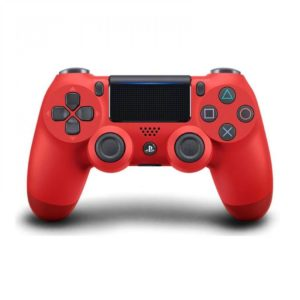Joystick Sony PlayStation 4 Cherry Red Inalámbrico