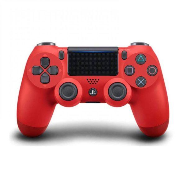 Joystick Sony PlayStation 4 Cherry Red Inalámbrico