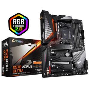 Motherboard Gigabyte X570 Aorus Ultra AM4 Rgb Fusion Wifi