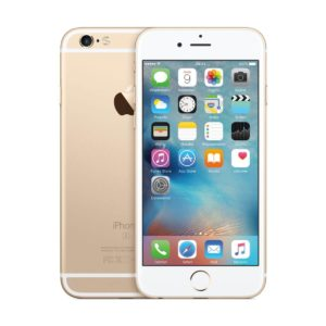Apple Iphone 6 64gb Gold Preowned