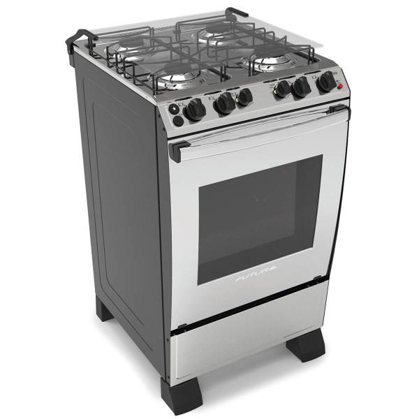Cocina combinada Futura FRIDA Inox 50cm