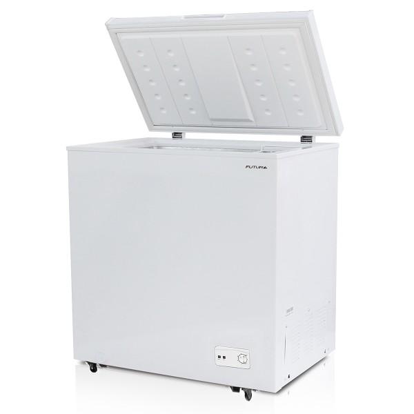 Freezer horizontal Futura FUT-200F Blanco 198lts