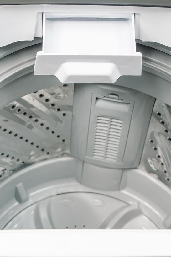 Lavarropas carga superior Futura FUTTOP2015 Blanco