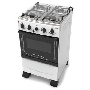 Cocina combinada Futura GRETA Blanca 50cm