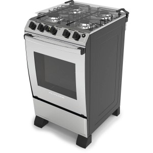 Cocina a Gas natural Futura OLIVIA Inox 5