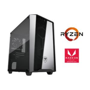 Equipo Ryzen 5 5600g + 8gb 3200mhz + Ssd 240gb