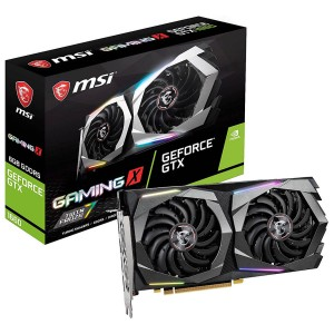 Tarjeta de Video Msi Gtx 1660 Gaming X 6g