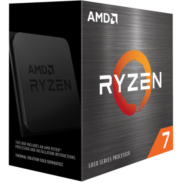 Procesador Amd Ryzen 7 5800x Am4 Box