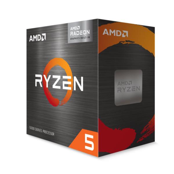 Procesador Amd Ryzen 5 5600g Am4 Box